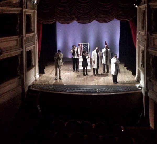 Teatro degli Arrischianti 2016/17
