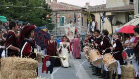 Palio di San Cassiano 2015