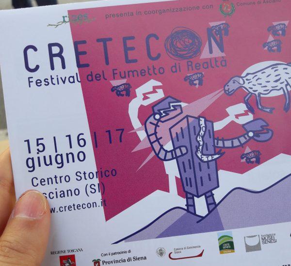 Cretecon 2018