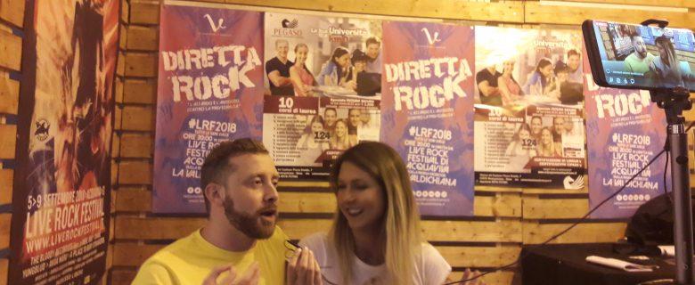 Diretta Rock 2018 – Live Rock Festival